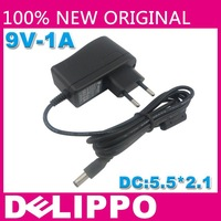 New original switch Power 9v1a power adapter IC program transformer wireless router / cat the 9V 1A/1000MA adapter charger