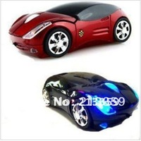 Free shipping for Mini USB Wireless Mouse Car Optical Mouse for Laptop PC ,fashion mouse