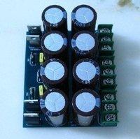 Power supply board 2200Uf X 8 63V+MUR8100E X 4-SC for audio amplifier board