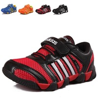 2013 hot-selling genuine leather skateboarding for children sport shoes