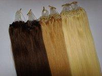 2012 Hot selling cheap brazilian micro ring loop hair extensions