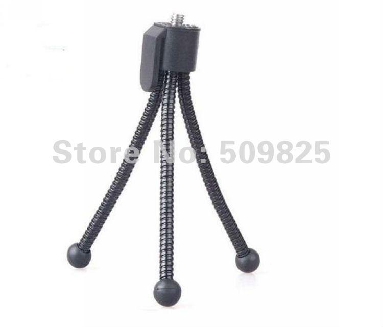 New Extendable Mini Tripod Stand for Canon Sony Nikon Kodak Camera Wholesale 500pcs(China (Mainland))