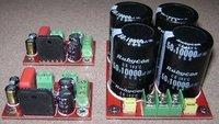 HIFI YJ LM3886 68W+68W stereo amplifier board