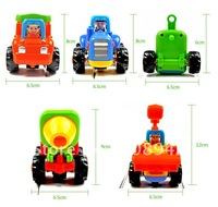 Best selling!! Plastic dump truck toy inertia car toys for children fashion Christmas gift car models Free shipping,4 pcs/lot