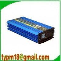2500W power inverter (24vdc to 220Vac 50/60hz-peak power 5000W) CE,ROHS Free shipping