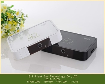 DHL 2012 New Android 4.0.4 smart TV Box  google TV IPTV A10 1GB/8GB Bulit in webcam & Mic webcam skype PPPOE DLNA flash 11.1