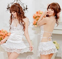Free Shipping Wholesale price Sexy costumes adult Sex women Sleepwear Sexy lingerie Costumes