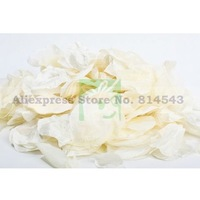 Ivory Rose Petals For Wedding Table Decoration (set of 12 packs) Free Shipping 1200PCS