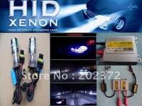 Automobiles Motorcycles HID headlamps 9007 HB5 10000K HID Conversion Kit Xenon HID Kit HID bulb lamp Silm Ballast for Hummer H2
