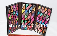 Free shipping 120colorbeautiful colors silky smooth feel Eyeshadow