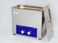Free shipping!!DT-MH60 6L ultrasonic cleaners machine with timer and temperature controller heated  generator Support custom