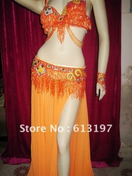 professional belly dance from Egypt,belly dance costume,dancer colothes/ dancing garment/ sexy costumes/ fashion stage wear(China (Mainland))