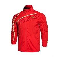 2012 free shipping li ning Badminton coat Tennis jacket