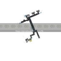 FOR IPHONE 5 POWER BUTTON VOLUME + SILENT SWITCH FLEX CABLE