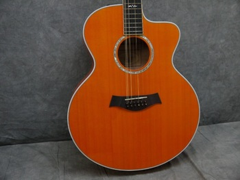 Best selling Hot 003 Taylor 655ce Jumbo 12 String Acoustic Electric Guitar