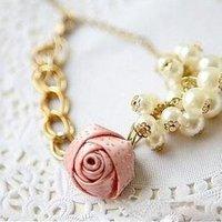 FREE SHIPPING Hot Sale Alloy Flower Bracelet