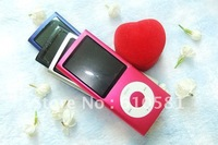 High quality-Christmas gift- 5th Gen MP4 Player Media Player 2.2'' Video Radio FM 16GB with Camera,only mp3,Freeshipping 1pc