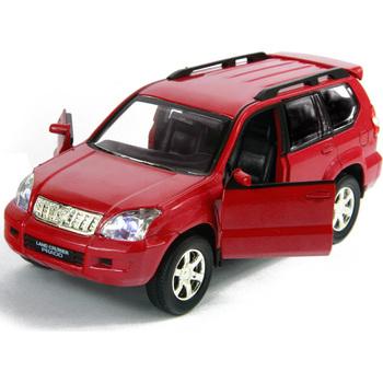 Toy car toy car alloy WARRIOR alloy car models TOYOTA parados arbitrariness belt acoustooptical