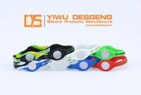 Hot Sale Energy  Silicone Bracelet  50 PCS/LOT With Box Wholesale