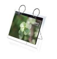 Pinko goods 6 acrylic calendar frame photo frame photo album girlfriend gifts photo frame calendar style