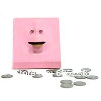 Fantasy Novelty  Facebank Dodeka Robotic Coin Bank For 36 pcs