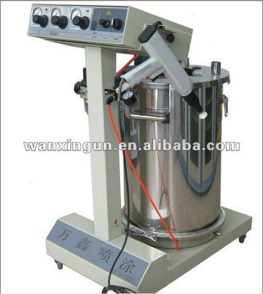 China electrostatic powder spray equipment(China (Mainland))