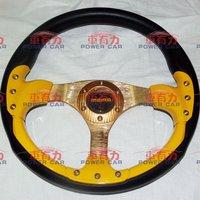 Free shipping MOMO Sport Steering Wheel momo steering wheel  wholesale and retailer