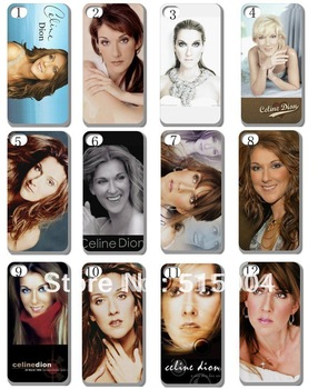 New  Dion hard back case for iphone 5 5th 12pcs/lot +free shipping-CD