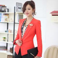 Xrui 2012 autumn short jacket female blazer slim outerwear c007