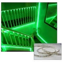 FREE Shipping,5050SMD LED Flexiable strips light  300 pcs Led/Reel,Green Color, non-waterproof IP33,LED Neon flex light