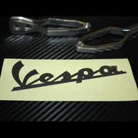 MinOrder$19.99 pi a g g io vespa reflective car stickers, 9 color, free CPAM