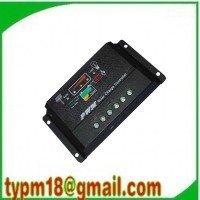 New Type! 30A 12V 24V Auto PWM  solar controller  Solar Charge Controller Regulators