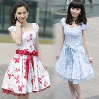 Free shipping (1 piece/lot)missfeel flagship of quality ladies dress&low price dress women