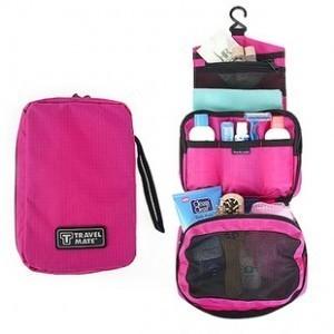 Korea style Travel portable cosmetics storage bag wash bag toiletery bag FreeShipping