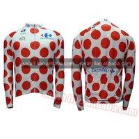 2012 Carrefour tour de france  Only Long CYCLING JERSEY SIZE S~XXXL custom