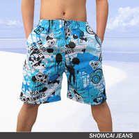 HOT SELL !!Men's beach pants  38 Different Styles 3 Sizes