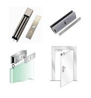 Free shipping by DHL , one 280kg (600lbs), + U shape bracket ,use for wooden door ,fire door ,sn:kit-904s,min:1lot