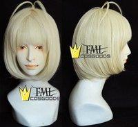 Ao no Exorcist Shiemi Moriyama Short Cosplay Wig FS L16