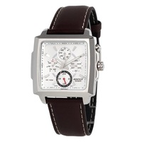 Wholesale CASIO Men's Geneine Leather Brown, Four Sub-Dials Analog Quartz Watch EF-324L-7A