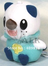 5.9''Pokemon Oshawott Plush Doll Toy