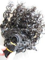 Queen hair products virgin Malaysian hair Curly human hair weave