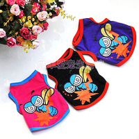 Spring and summer mosquito small vest pet clothes dog vest pet clothes chigoes dog clothes