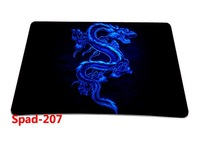 Mouse pad luminous mousepad Competitive games must!silicone mat! Free Shipping