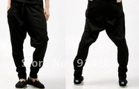 South Korea men's casual Harem sport pants  / free shipping
