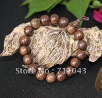 eaglewood Bracelet  Vietnam natural gold strange nanmu eaglewood beads hand String agarwood Bracelet