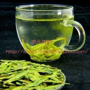 Hot sale !2013 West Lake Longjing, green tea, Handmake,Tea farmers direct marketing,50g+tea box