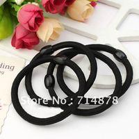 Free Shipping+100pcs/lot Hot Sale!! Wholesale Fashion Plush Elastic hair band & hair accessories,High Quality