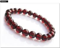 Garnet bracelet a Wine red bracelet