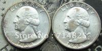 1932 Washington Quarter UNC Two Face Coin