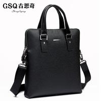 Gsq taste charm commercial man bag male boutique shoulder bag messenger bag handbag bag